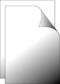 Folie 101.5x71.5 cm ontspiegeld Td99140083
