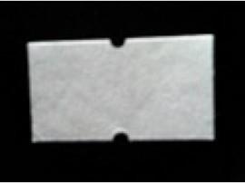 Etiket 21x12 rechthoek wit afneembaar Tpk525302
