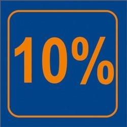 Raambiljet 10% Korting Tfr10%