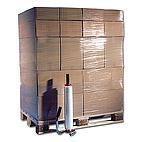 Rek/wikkelfolie 50cm 270m 23my transparant 6x rol Tpk114033
