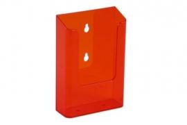 Folderhouder 1/3 A4 neon oranje Tn20300160