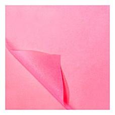Zijdevloei vellen hard roze 50x70cm Tpk331521