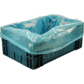 Kratzak 60/20x80cm 20my blauw 500st Tpk129782