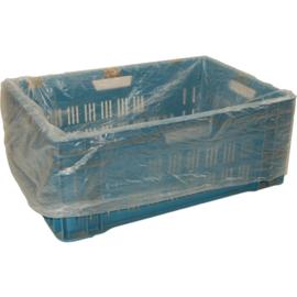 Kratzak 60/20x80cm 8my transparant 1000st Tpk186180