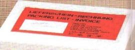Paklijst-enveloppen 1/2 A4 Td23070604
