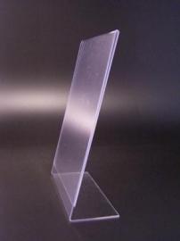 L-standaard acryl 75x105mm Td142207103