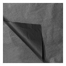 Zijdevloei vellen zwart 50x70cm Tpk331530