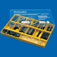 Prijskassette Compact Mini 1305 zwart/goud Td18121305
