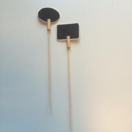 Krijtbordje met houten stick TD12960093