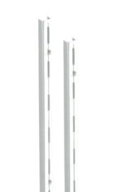 Wandrail wit enkele perforatie 150cm Tms10000-00028