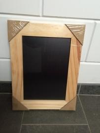 Krijtbord Blank budget 60x80cm Td08080445