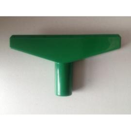 T- stuk groen 6cm Td12015007