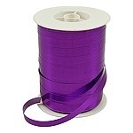 Krullint metallic violet 10mm x 250m Tpk701230