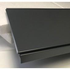 Schap 100x30cm donkergrijs Tm45044DG