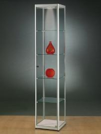 MPC400 vitrine halogeen 200x40x40cm
