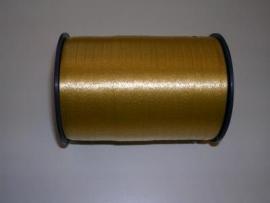 Krullint mat goud 5mm x 500mTd13220518
