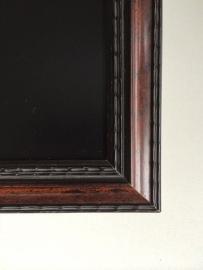 Krijtwandbord Klassiek 78x45cm Td08080407