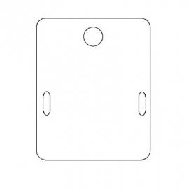 Bijoux-kaartje type 11 - bxh 60x75 mm Td15450011