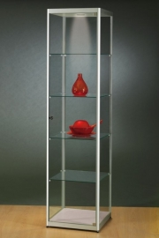 MPC500 vitrine halogeen 200x50x50cm