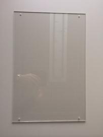 U-houder acryl A4 met 4 gatenTd99149269