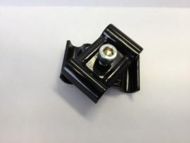 Rasterklem zwart MT0110