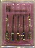 Naald S - standaard Arrow Banok 5 stuks Td30100005