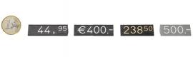 Compact Maxi zwart/wit 0 20st Td18030000