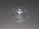 Zuignap transparant 60 mm zonder haak 100st Td13030062