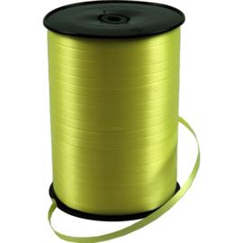 Krullint poly citroen geel 5mm x 500m Tpk710133