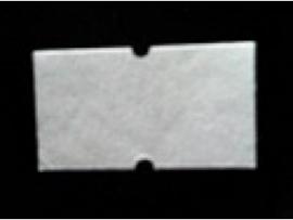 Etiket 21x12 rechthoek wit permanent Td27383001