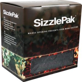 Vulmateriaal SizzlePak zwart 1.25kg Tpk391518