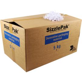 Vulmateriaal SizzlePak wit 5kg Tpk391486