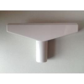 T- stuk wit 6cm Td12015001