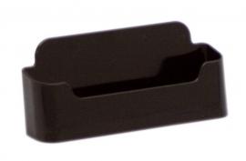 Visitekaarthouder zwart Tn20500101
