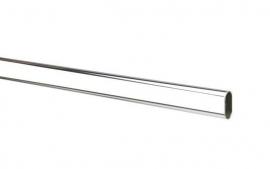 Platovale buis 300cm Tms6623-03