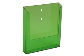 Folderhouder A4 neon groen Tn20300364