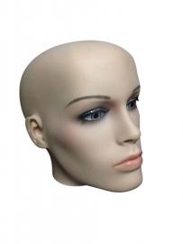 Dameshoofd huidskleur ED45136