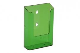 Folderhouder 1/3 A4 neon groen Tn20300164