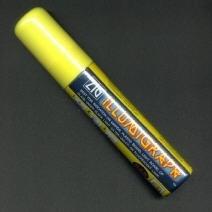 ZIG Illumigraph PMA-720 krijtstift breed geel Td40000803