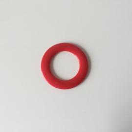 Collectie-kleurringen rood 50st Td05090006
