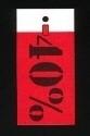 Hangetiket 35x70 mm -40% 250st Td27923740