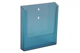 Folderhouder A4 neon blauw Tn20300362