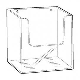 Folderhouder - extra diep A5 Td99160010
