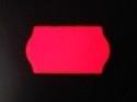 Etiket 22x12 golfrand rood permanent Td27093014