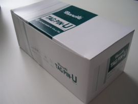 Banok-pins 15mm standaard nylon 10000st Td30803115
