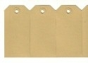 Labels 55x110mm geel 1000st Td99359016