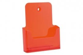 Folderbak A4 staand neon oranje Tn20100760