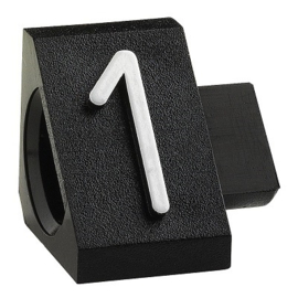 Compact Midi zwart/wit 1 20st Td18020001