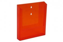 Folderhouder A4 neon oranje Tn20300360