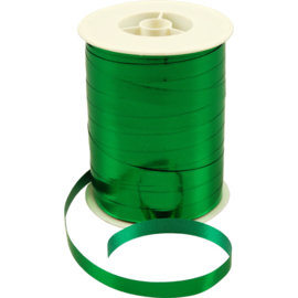 Krullint metallic emerald 10mm x 250m Tpk710606